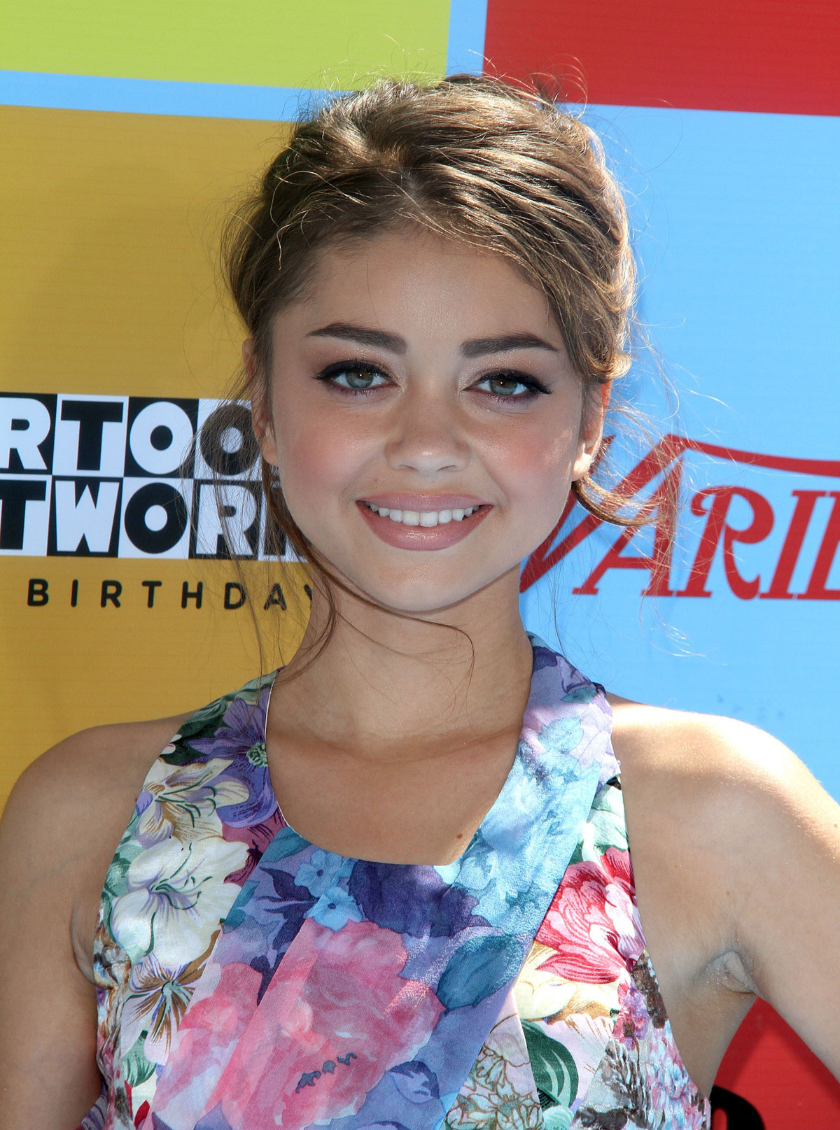 SARAH HYLAND at Variety Power of Youth in Los Angeles