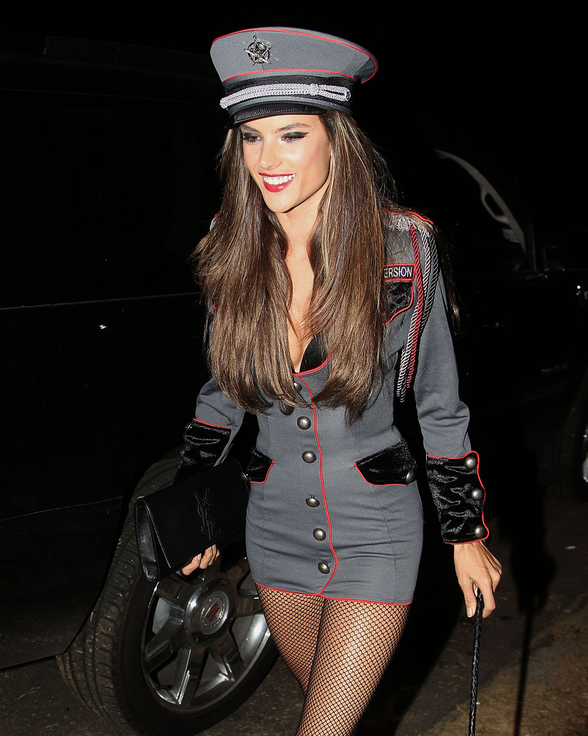 Molly sims archives page 2 of 7 hawtcelebs hawtcelebs - Alessandra Ambrosio Arriving At Halloween Party