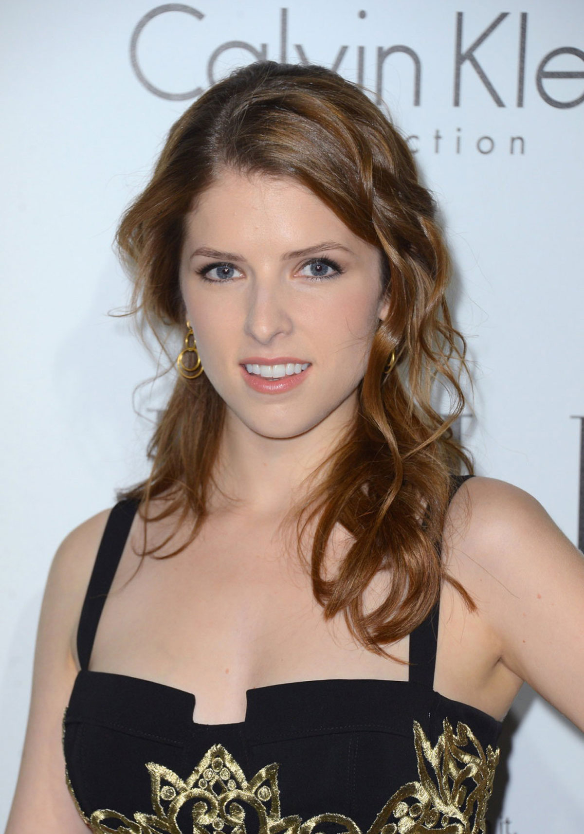 ANNA KENDRICK at ELLE's Women in Hollywood Event in Beverly Hills