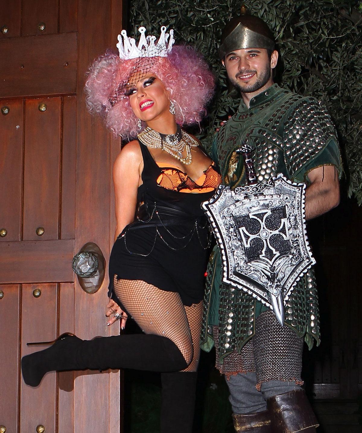 christina aguilera - Christina Aguilera Halloween