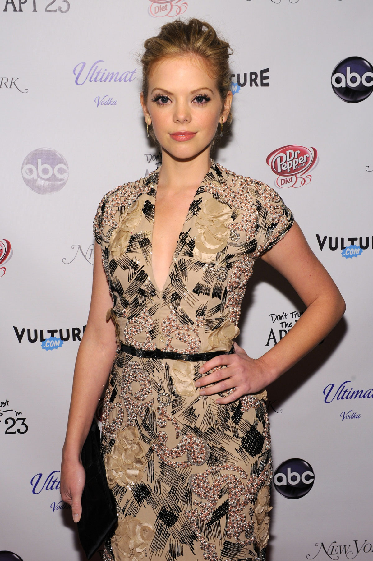 dreama walker gossip girl