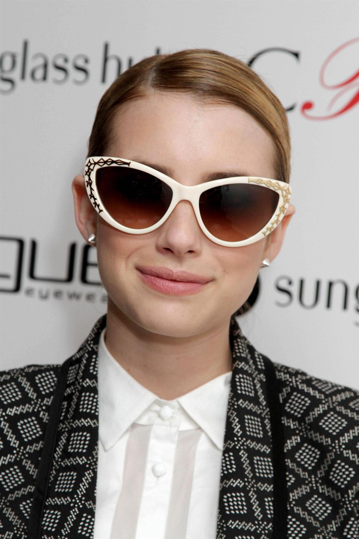Emma roberts in sunglasses 2