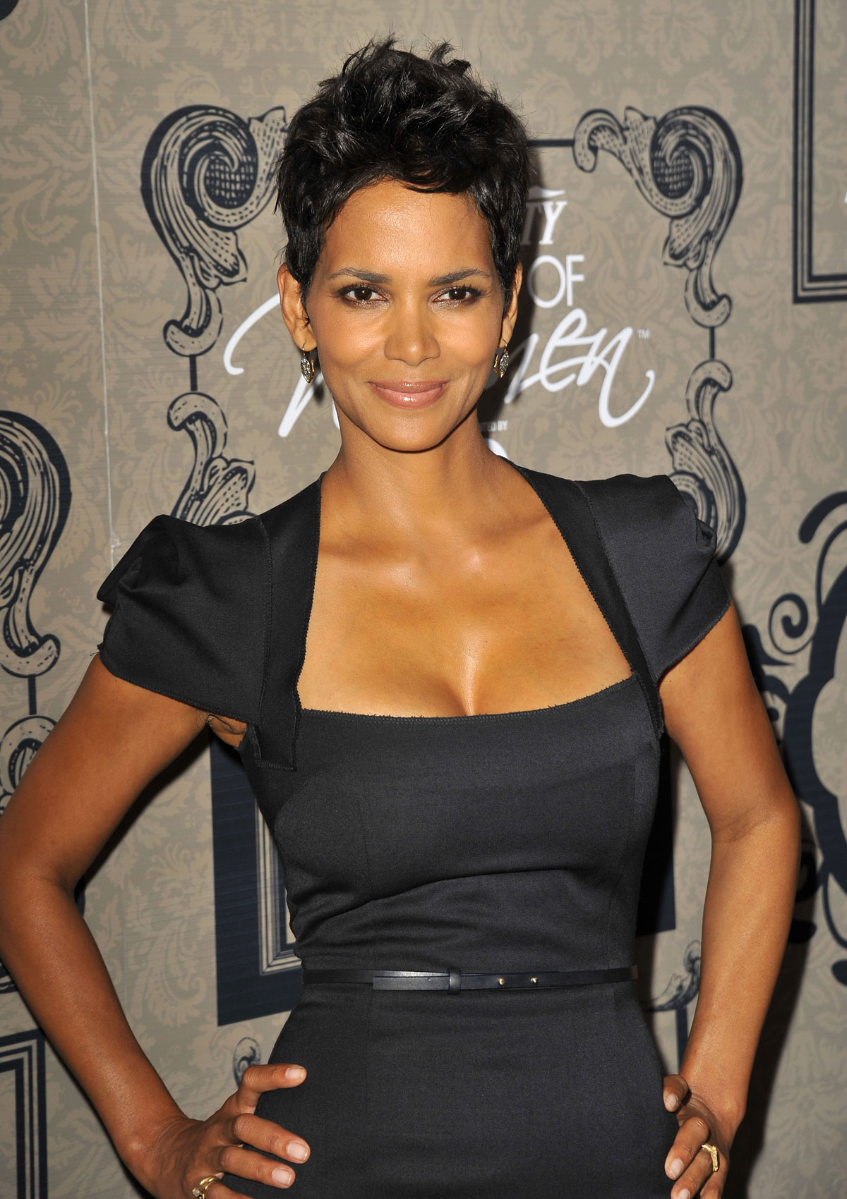 HALLE BERRY at Varietyes th Annual Power of Women Event in Beverly Hills