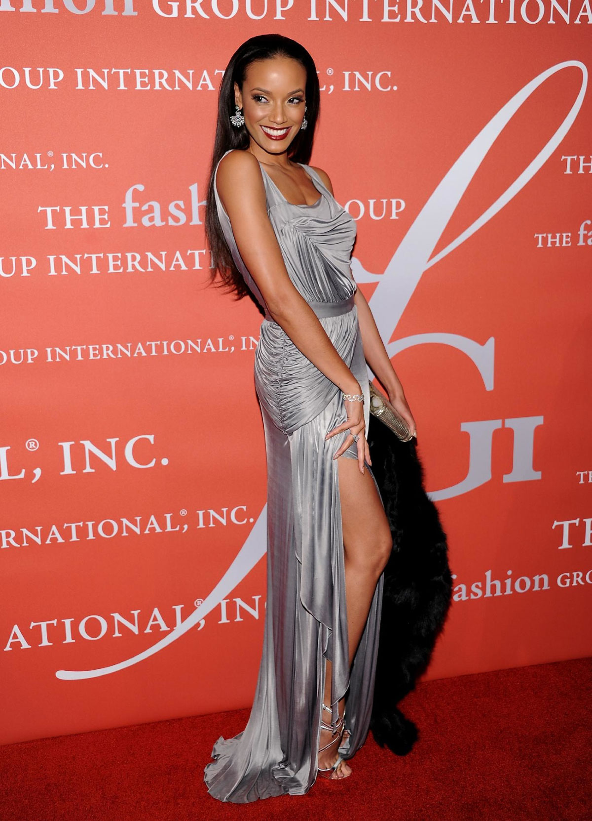 Selita Ebanks At Fashion Group International Night Of