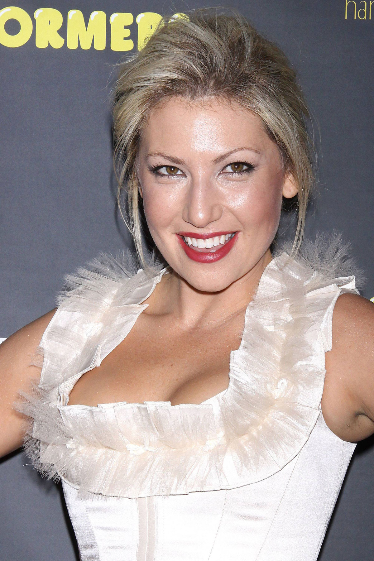 ARI GRAYNOR at The Performers Opening Night