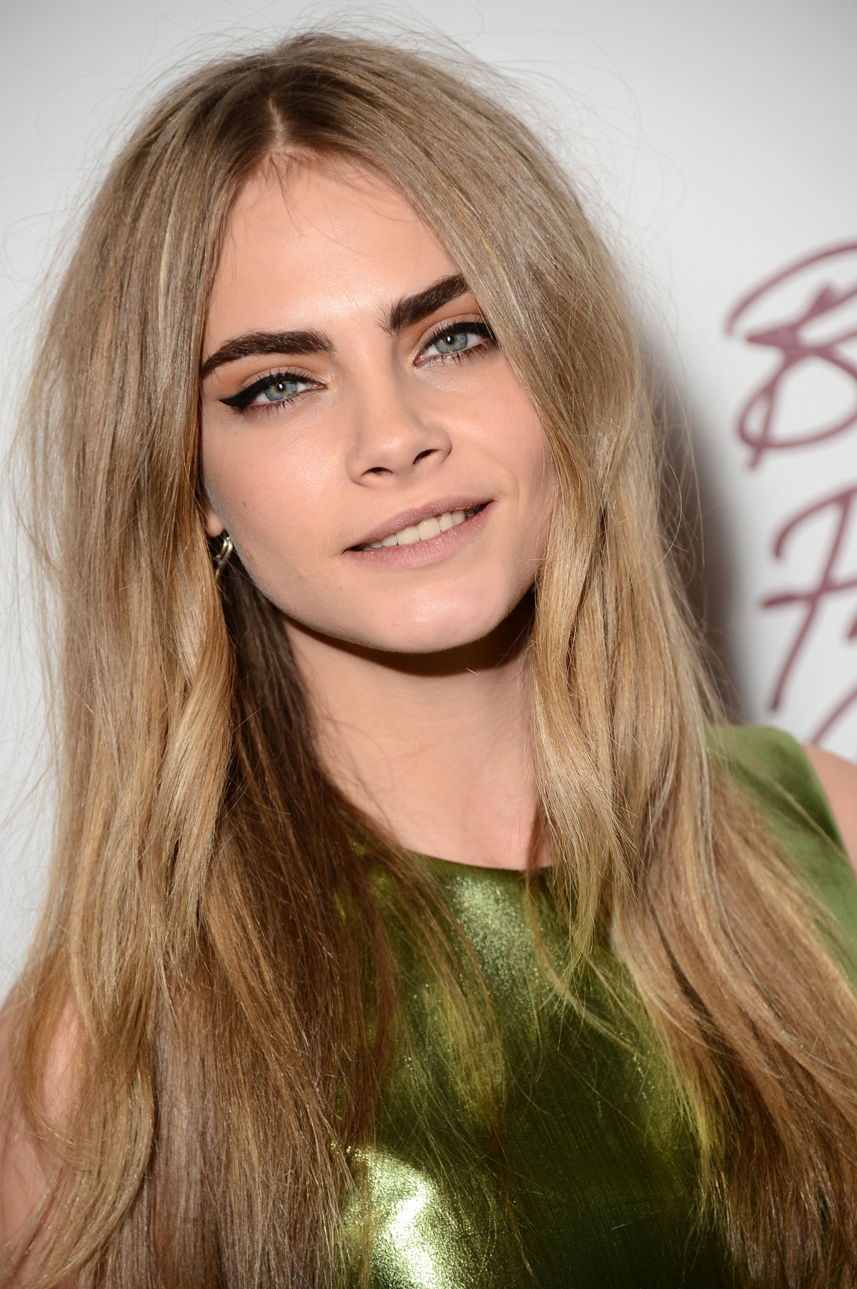 CARA DELEVINGNE at 2012 British Fashion Awards at the Savoy Hotel in ...