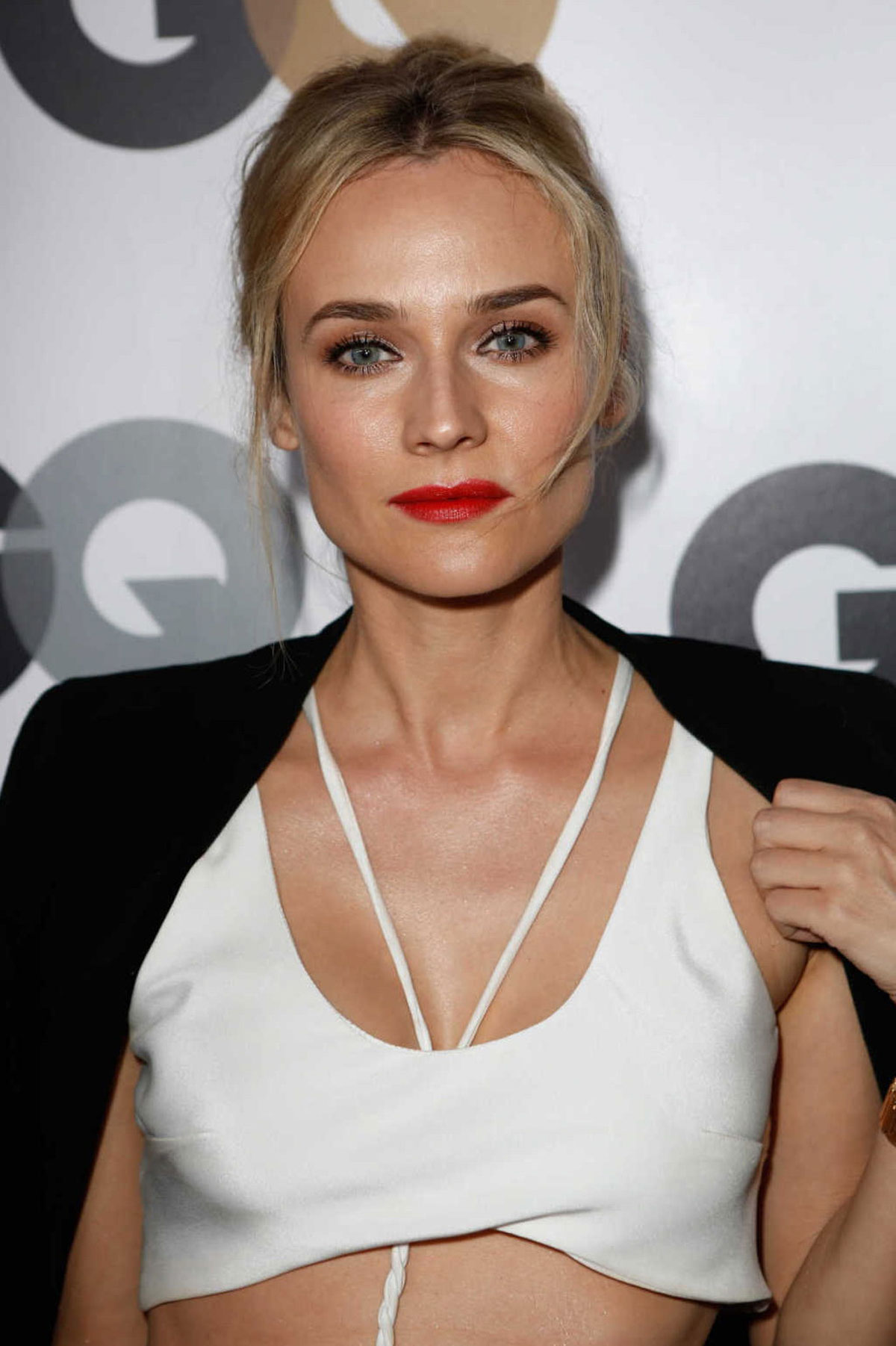 a21ee5889 DIANE KRUGER at GQ Men of The Year Party - HawtCelebs