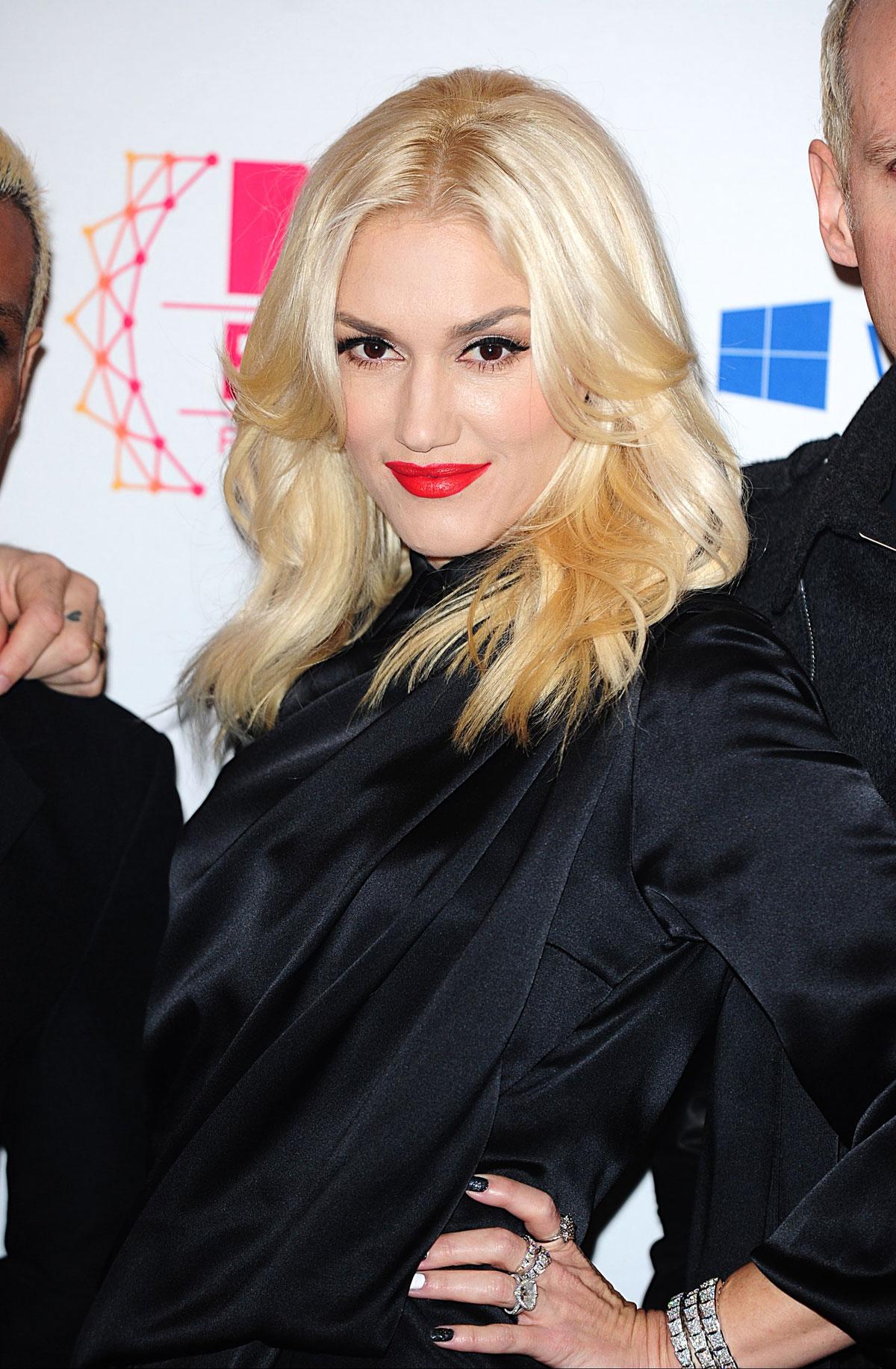 GWEN STEFANI at 2012 MTV European Music Awards in ...