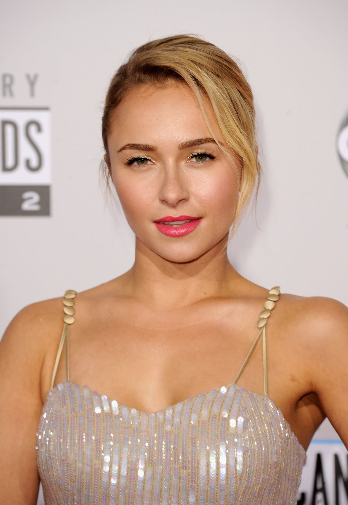 HAYDEN PANETTIERE at 40th Anniversary American Music Awards in Los ... Hayden Panettiere