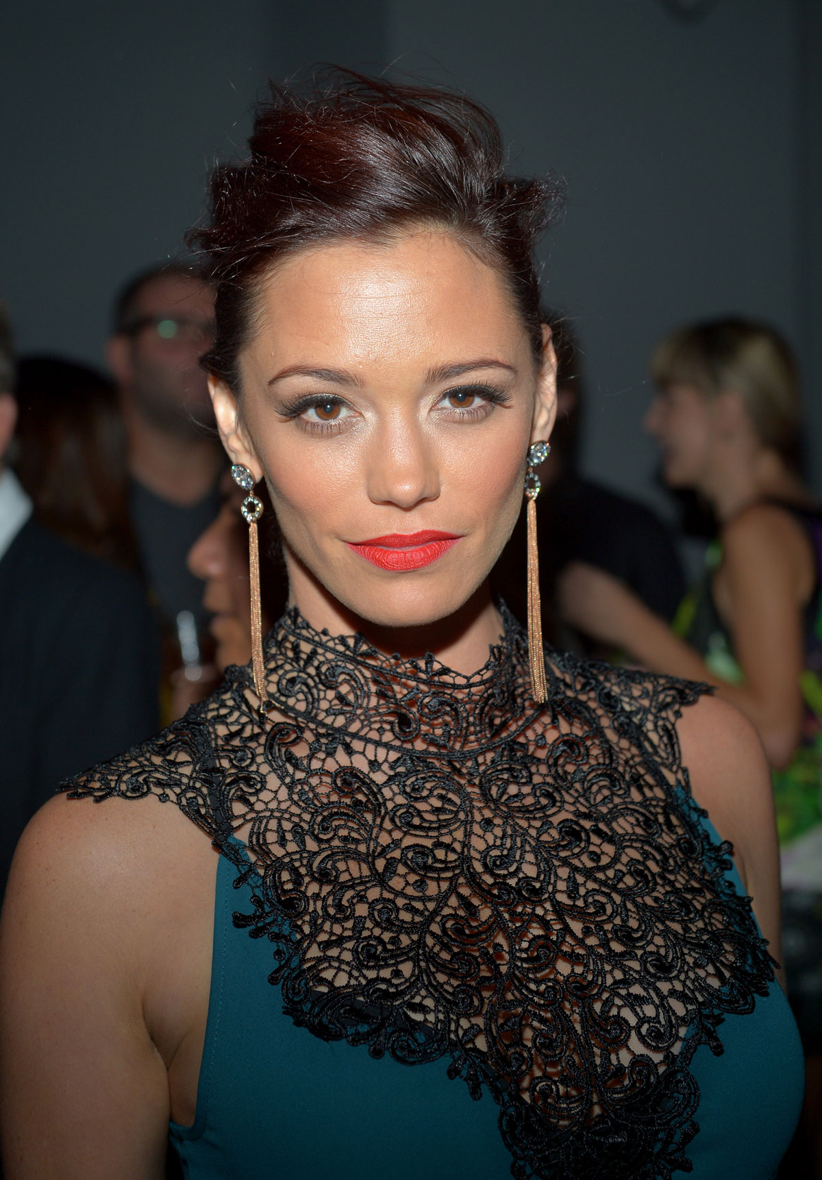 JESSICA SUTTA at Rolling Stone Magazine AMA After party in