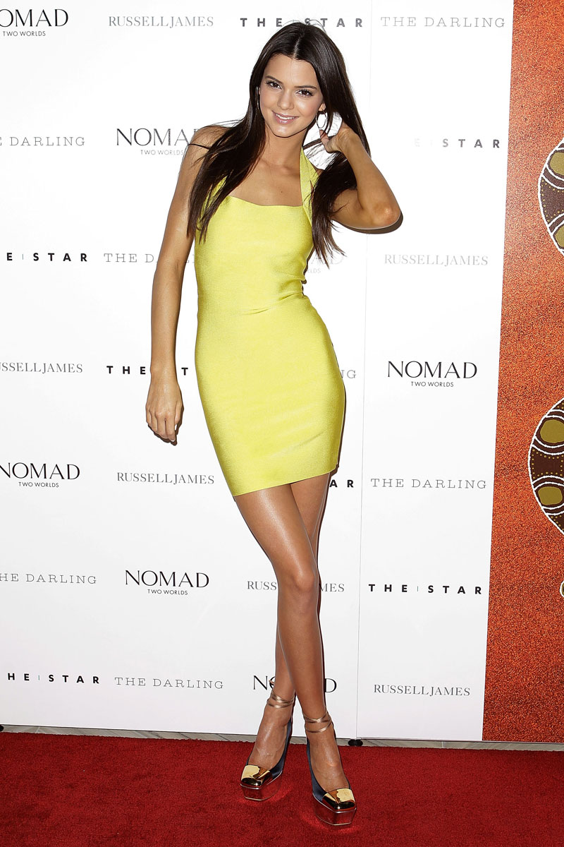KENDALL JENNER at Nomad Two Worlds Book Launch in Sydney