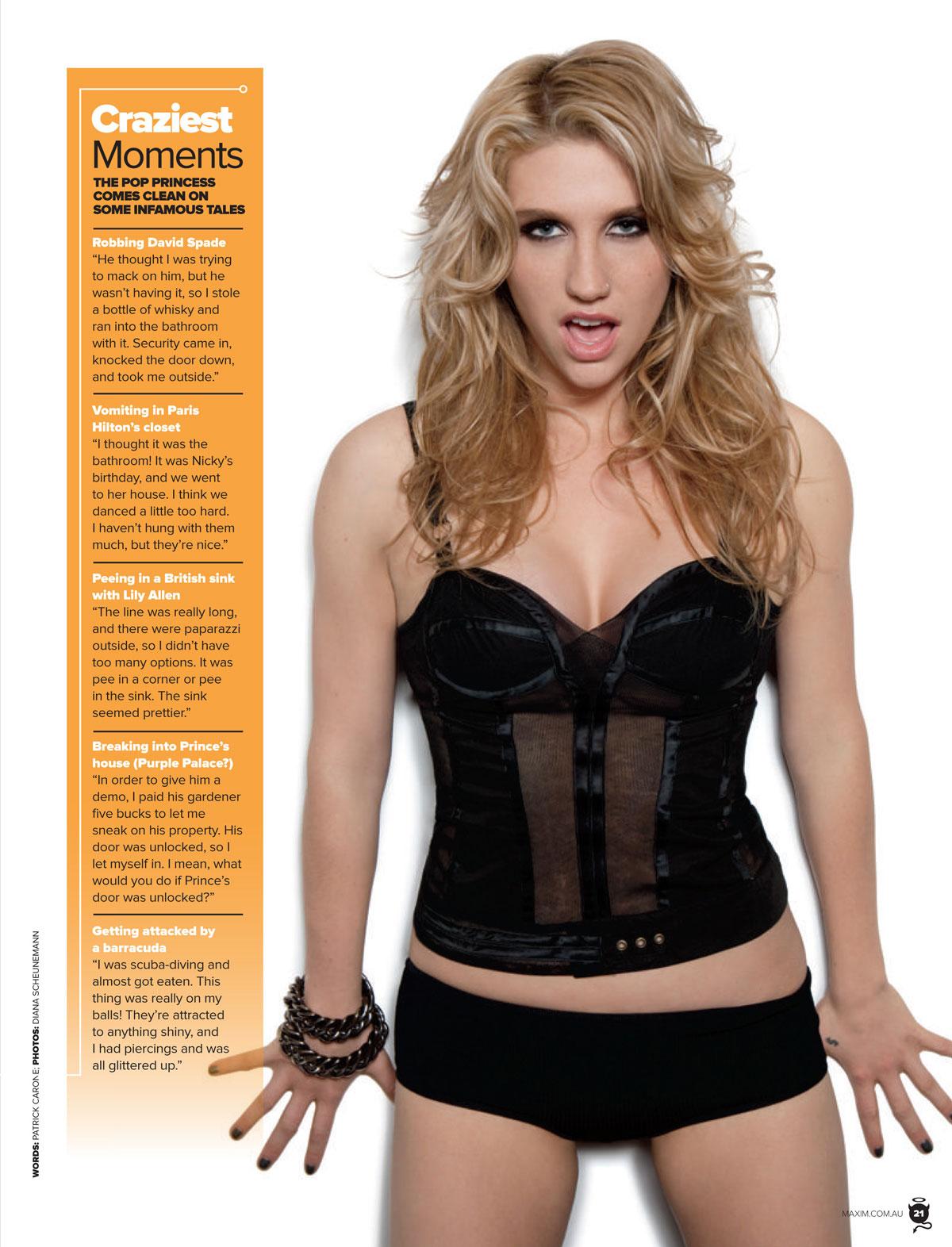 Adela Blake KESHA-SEBERT-in-Maxim-Magazine-Australia-December-2012-Issue-3
