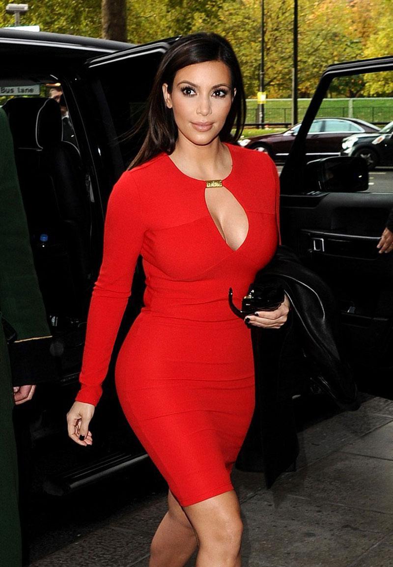 Kardashian kollection dresses pictures