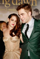 KRISTEN STEWART and Rober Pattison