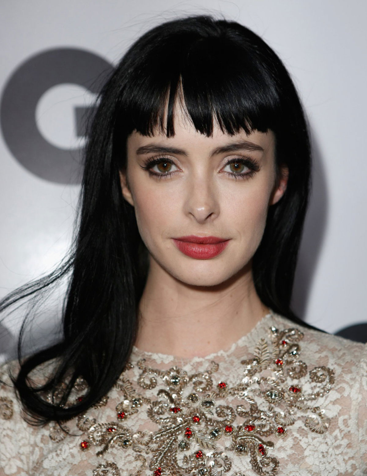 Krysten Ritter Cover: KRYSTEN RITTER At GQ Men Of The Year Party In Los Angeles