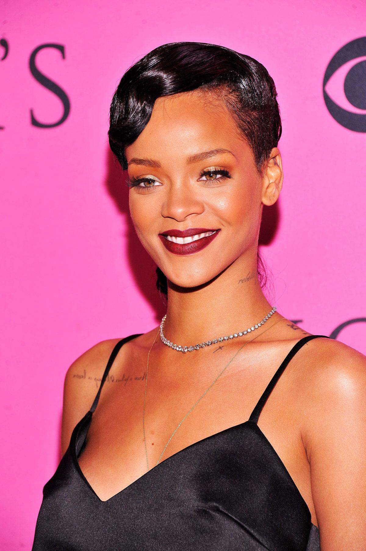 Rihanna At 2012 Victoria S Secret Fashion Show In New York