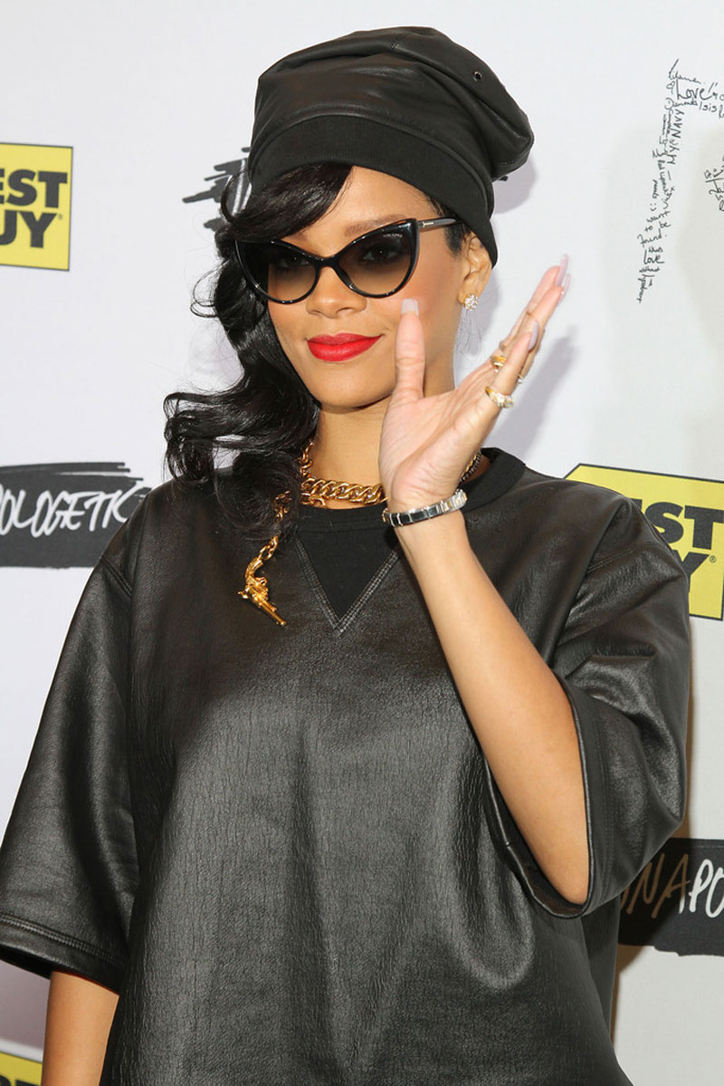 Rihanna Unapologetic Album Release Celebration Buy