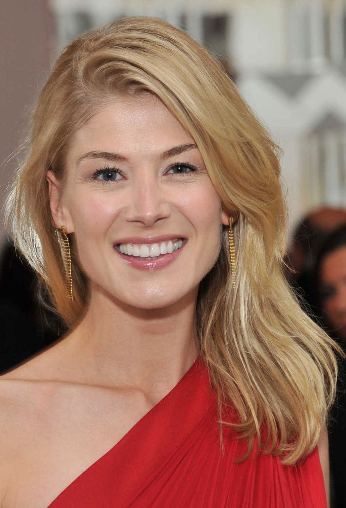 ROSAMUNDE PIKE at 2012...