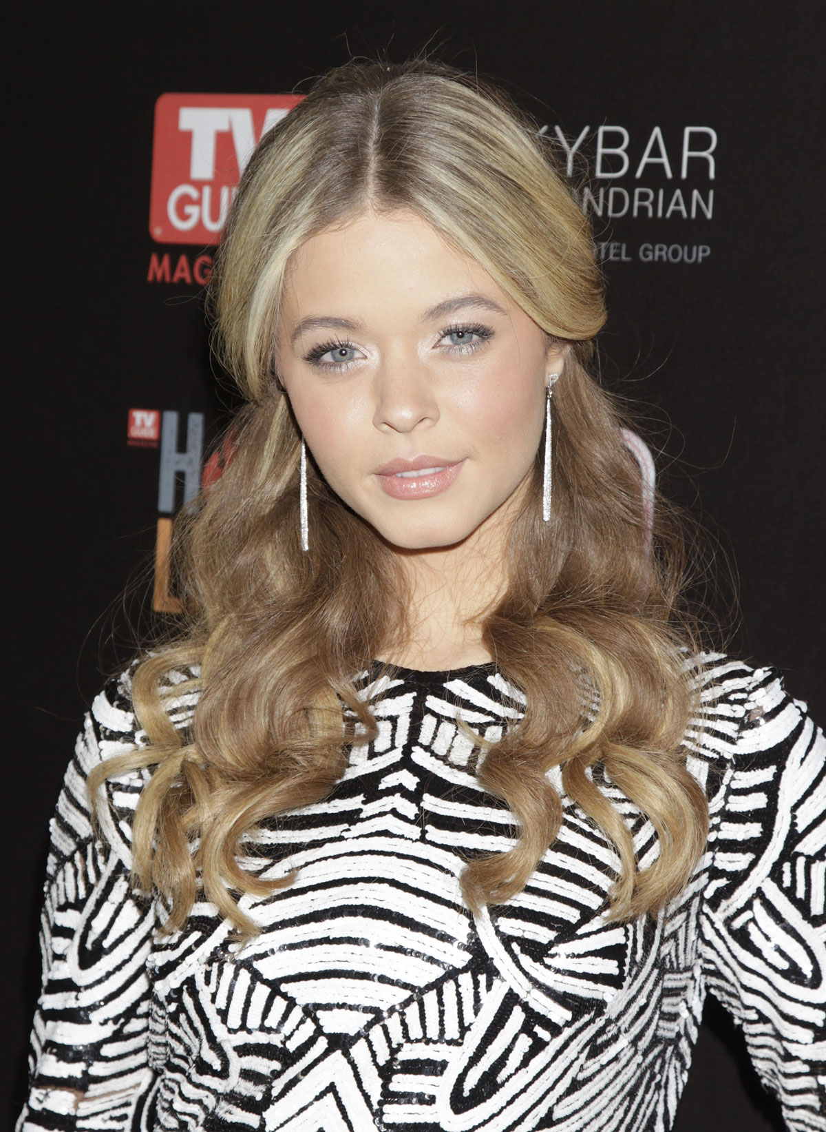 Sasha pieterse at 2012 tv guide magazine hotlist party in hollywood sasha pieterse at tv guide magazine hotlist party thecheapjerseys Images