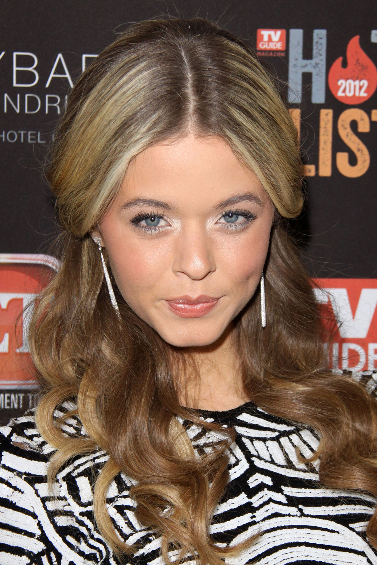 Sasha pieterse at 2012 tv guide magazine hotlist party in hollywood sasha pieterse thecheapjerseys Image collections