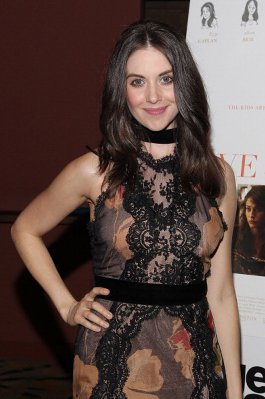 alison brie men's health
