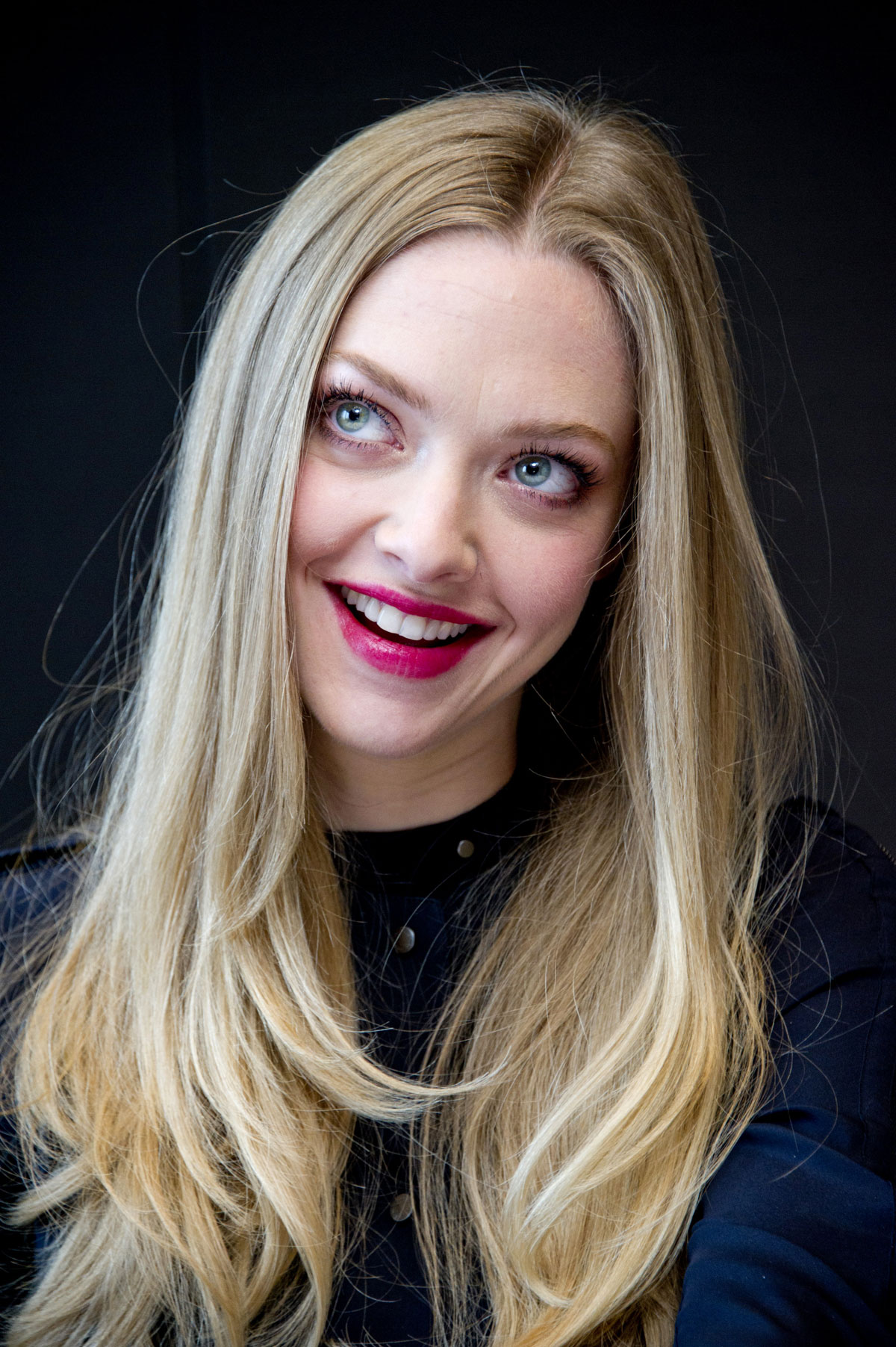 AMANDA SEYFRIED at Les Miserables Photocall at the Mandarin Hotel in ... Amanda Seyfried