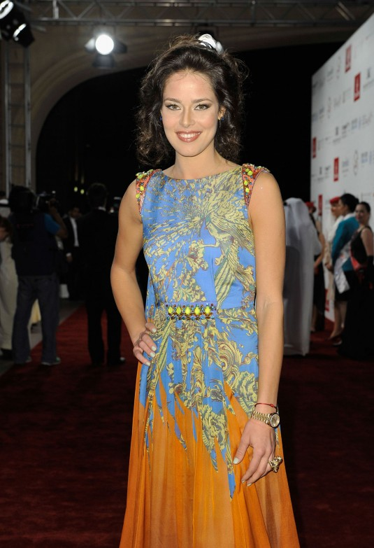 ANA IVANOVIC at Life of PI Opening Gala