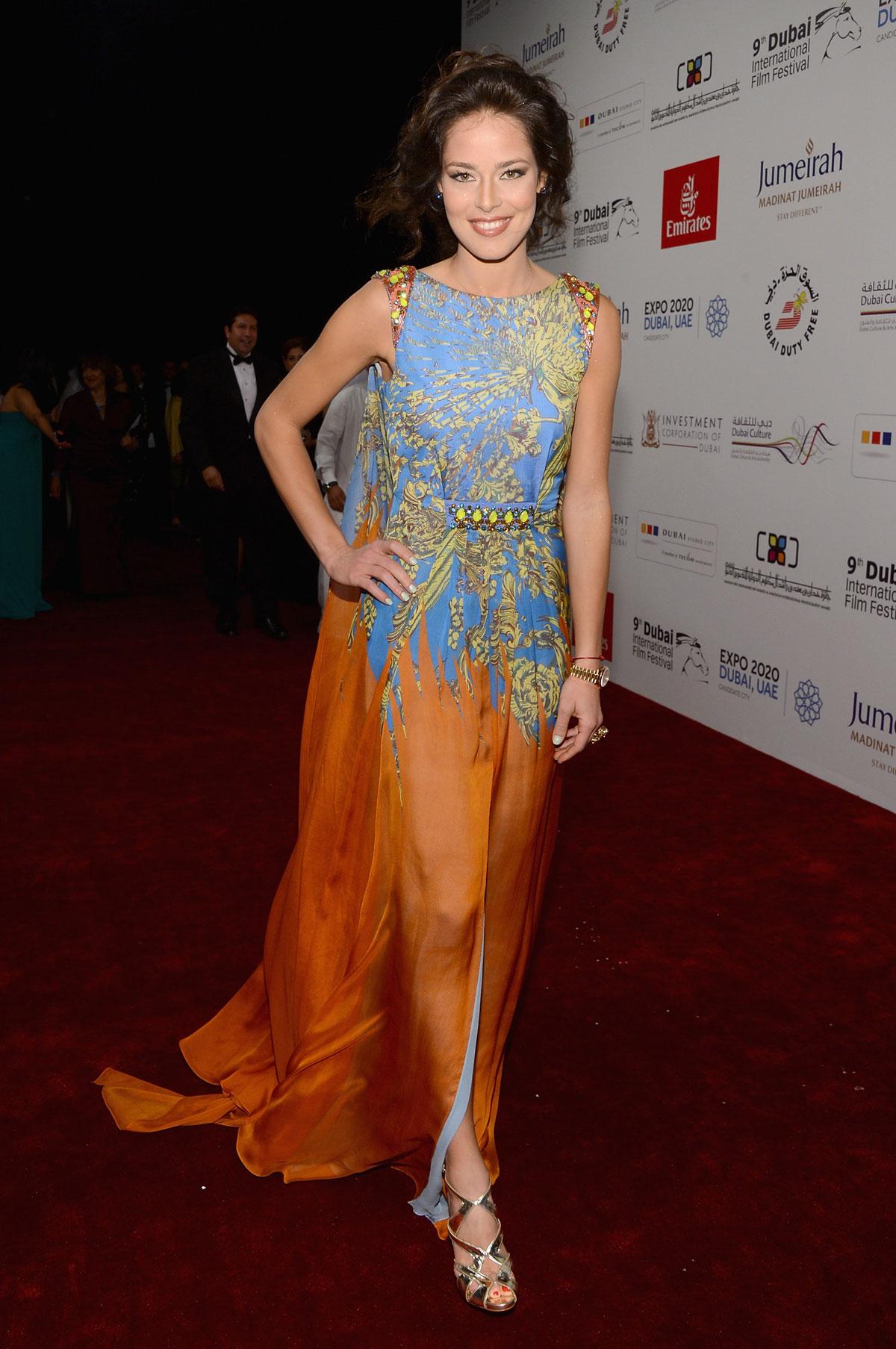 Ana Ivanovic Feet ana ivanovic at life of pi opening gala – hawtcelebs