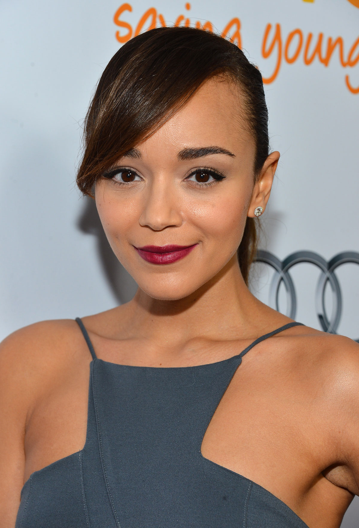 ashley madekwe height weight