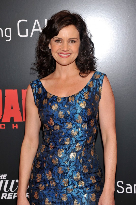CARLA GUGINO at Django Unchained Screening