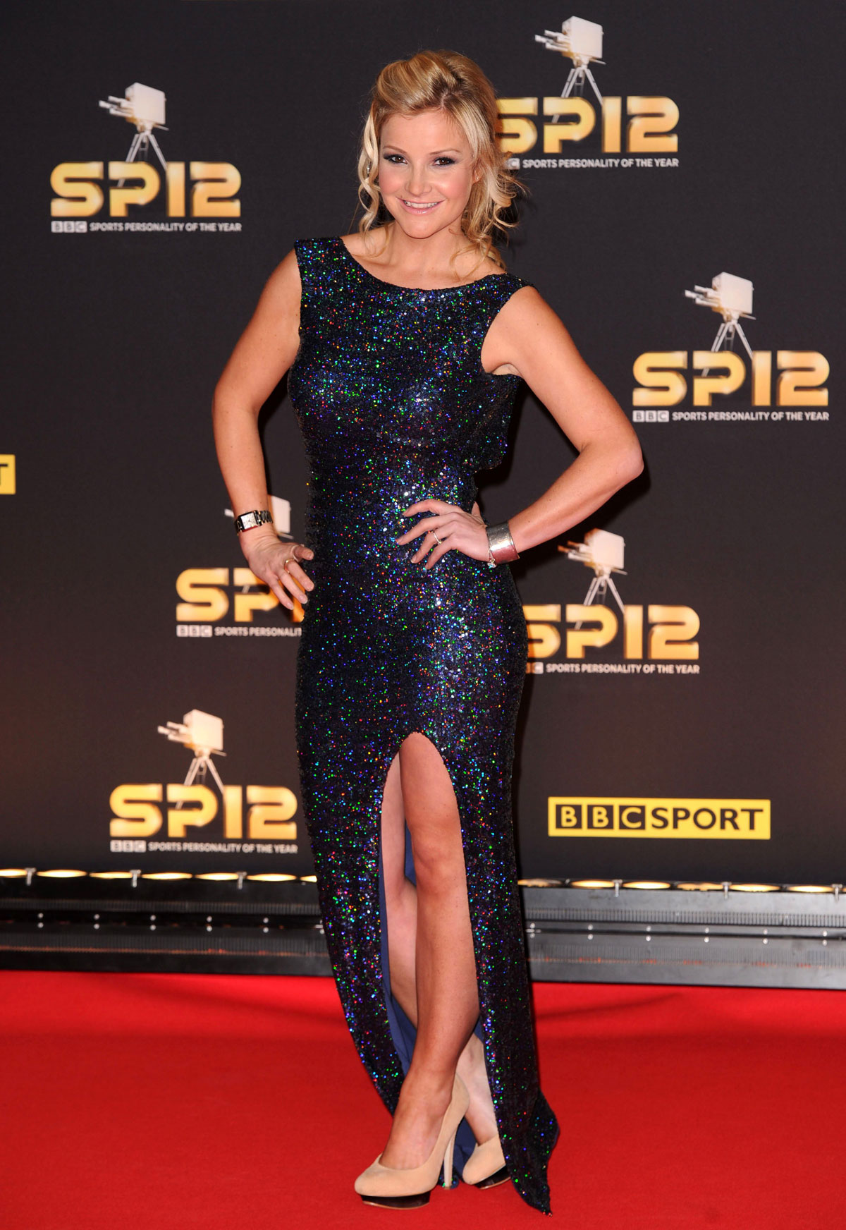 HELEN SKELTON at 2012 BBC Sports Personality of the Year ... Megan Fox Sports