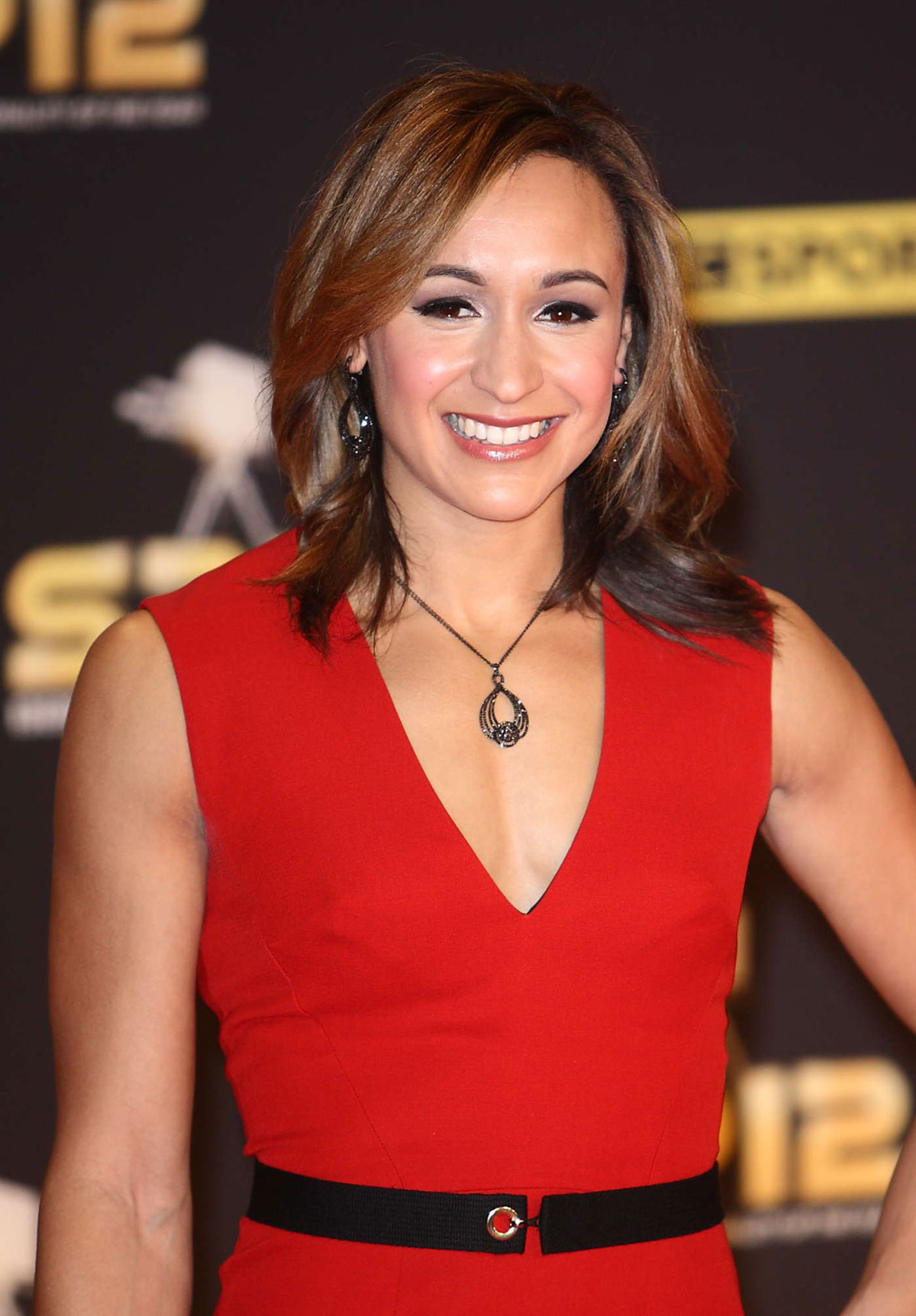 JESSICA ENNIS at 2012 BBC Sports Personality of the Year ...