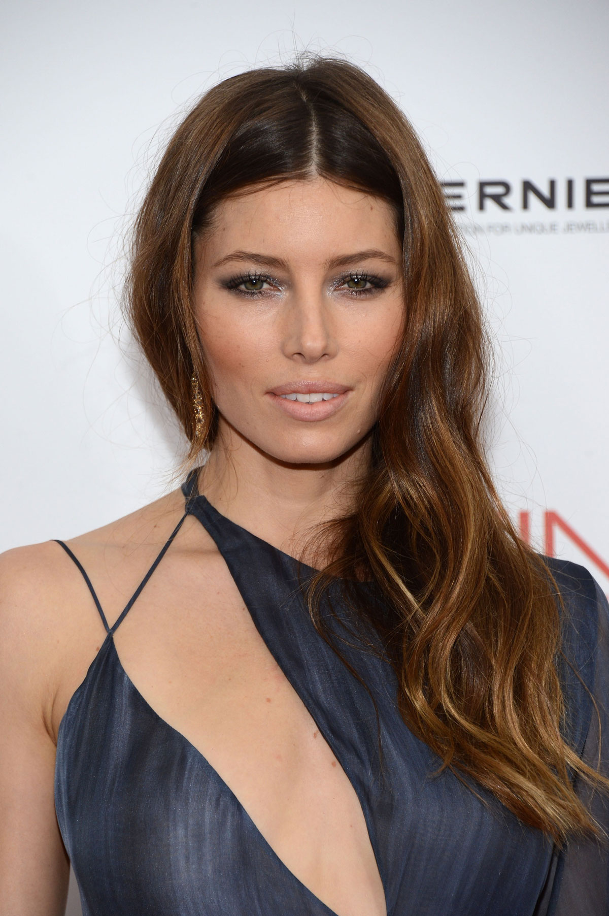 Jessica Biel At Playing For Keeps Premiere In New York