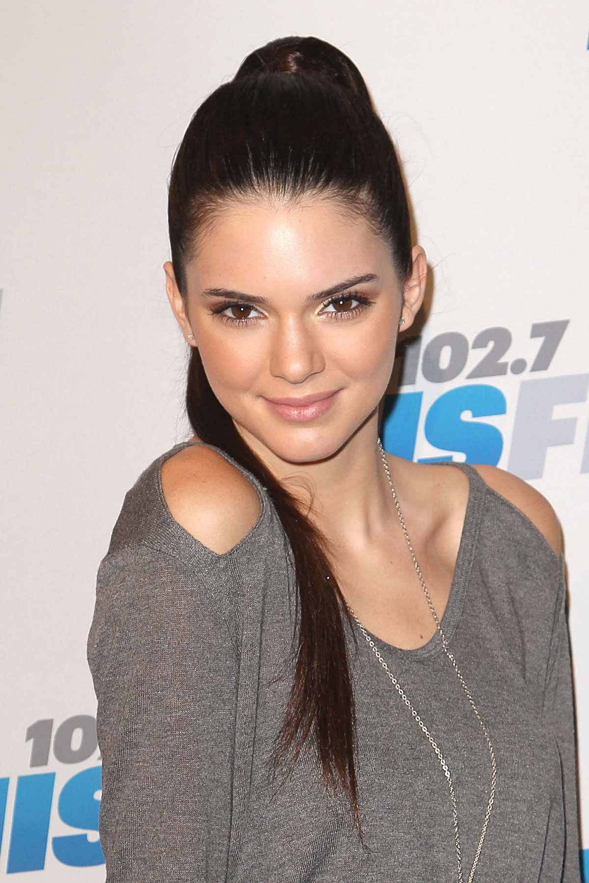 KENDALL JENNER at 2012 KIIS FM   s Jingle Ball in Los AngelesKendall Jenner