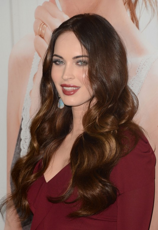 MEGAN FOX at This is 40 Premiere
