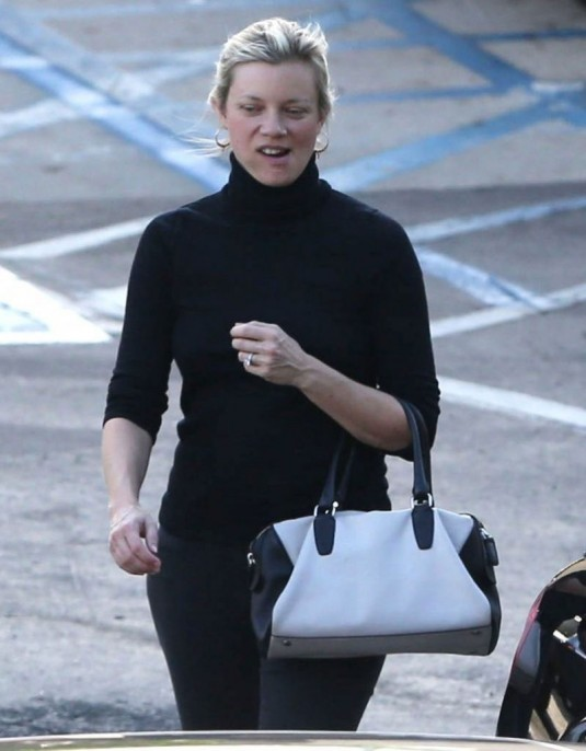 AMY SMART Out in West Hollywood