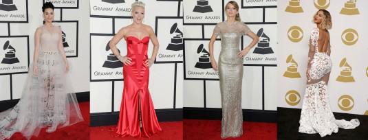 2014 Grammy Awards - Red Carpet Photos