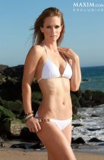 A.J.COOK in Maxim Magazine, January/February 2014 Issue