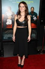 ADDISON TIMLIN at That Awkward Moment Premiere in Los Angeles