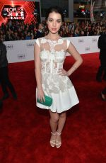 ADELAIDE KANE at 40th Annual People's Choice Awards in Los Angeles