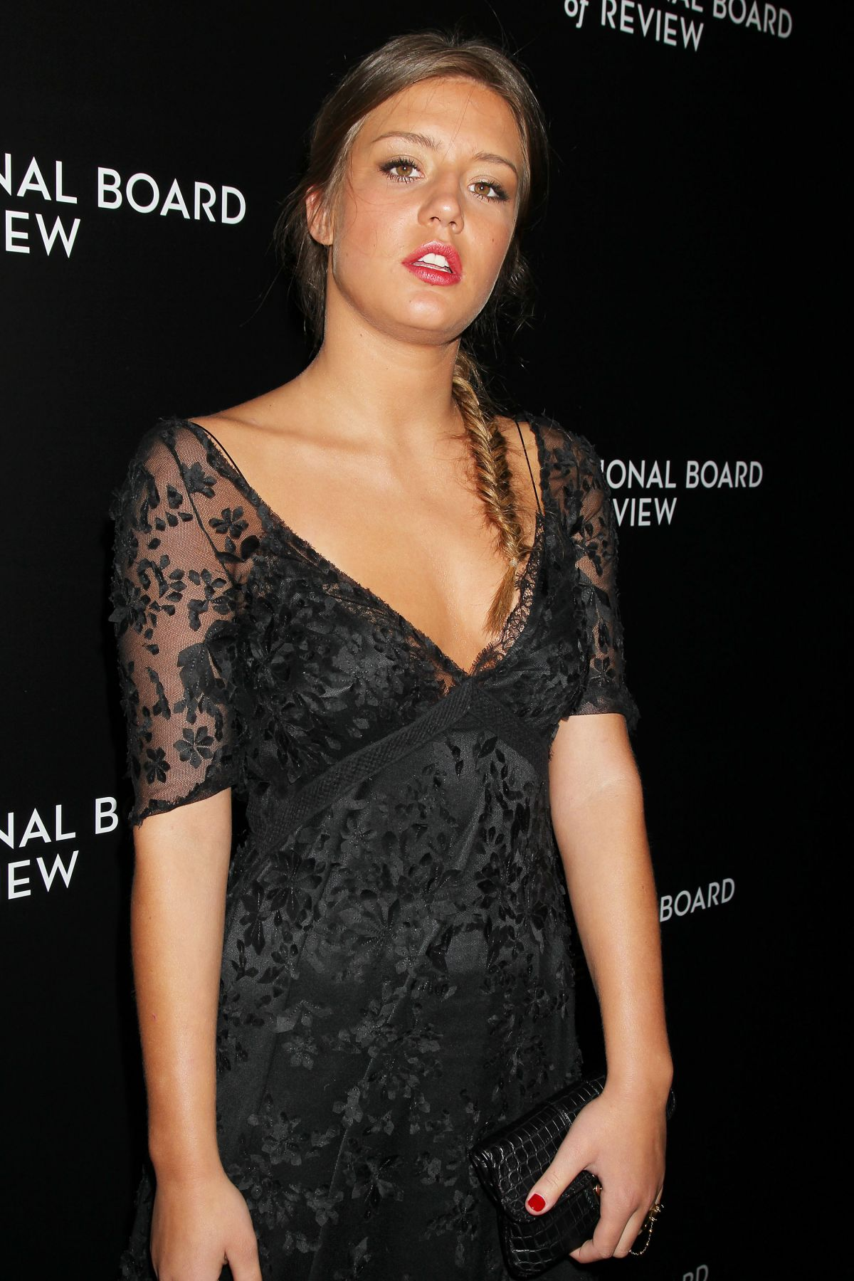 ADELE EXARCHOPOULOS at 2014 National Board of Review Awards Gal a in New York
