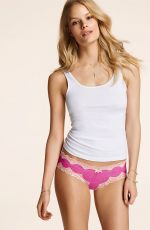 ALENA BLOHM - Victoria's Secret, January 2014