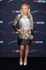ALEXA GODDARD at 2014 Roc Nation Pre-Grammy Brunch in Beverly Hills