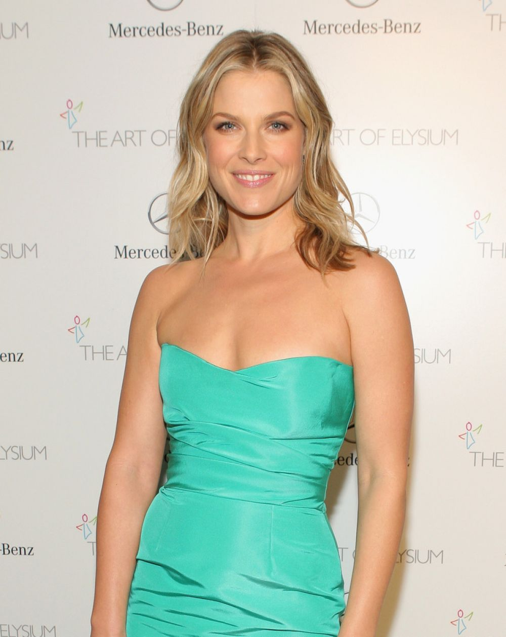 ALI LARTER at The Art of Elysium's 7th Annual Heaven Gala in Los Angeles