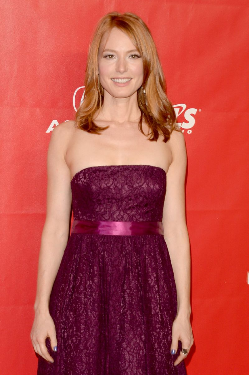 ALICIA WITT at 2014 Musicares Person of the Year Gala in Los Angeles 1
