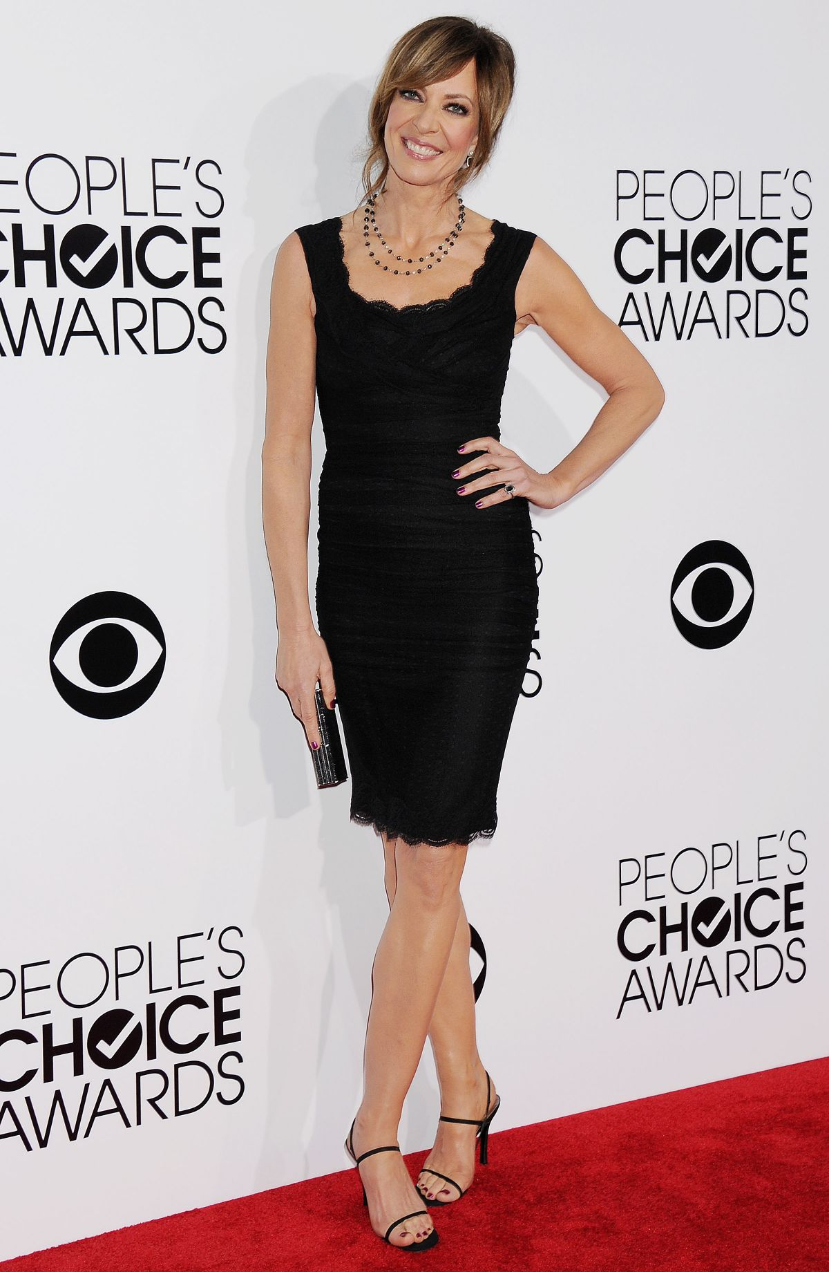 Allison Janney Pics allison janney at 40th annual people's choice awards in los