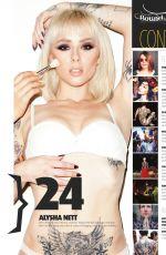 ALYSHA NETT in Bound by Ink Magazine, Issue 16