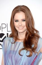 ALYSSA CAMPANELLA at 40th Annual People's Choice Awards in Los Angeles
