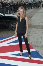 AMANDA HOLDEN at Britain's Got Talent Auditions in Cardiff