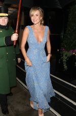 AMANDA HOLDEN Leaves the Nordoff Robins Rugby Dinner